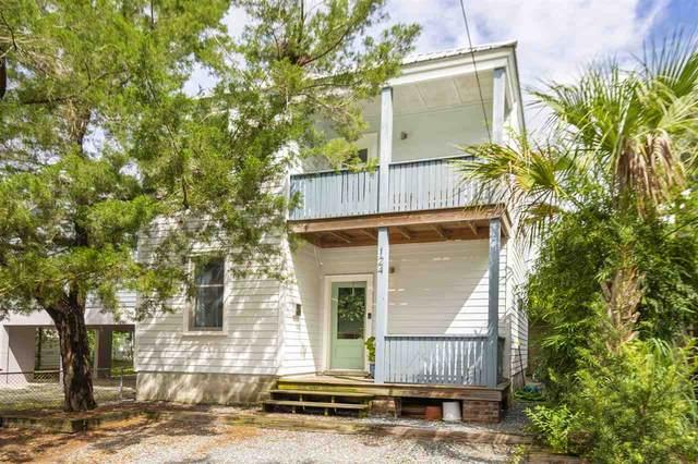 124 Pomar Street, St Augustine, FL 32084 (MLS #197813) :: Bridge City Real Estate Co.
