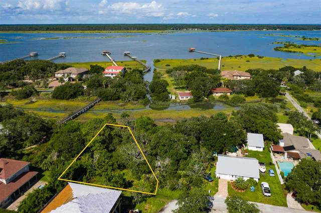 571 W Tropic Way, St Augustine, FL 32080 (MLS #197834) :: The DJ & Lindsey Team