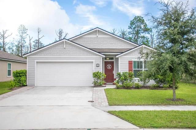 45 Pullman Cir, St Augustine, FL 32084 (MLS #197840) :: Bridge City Real Estate Co.