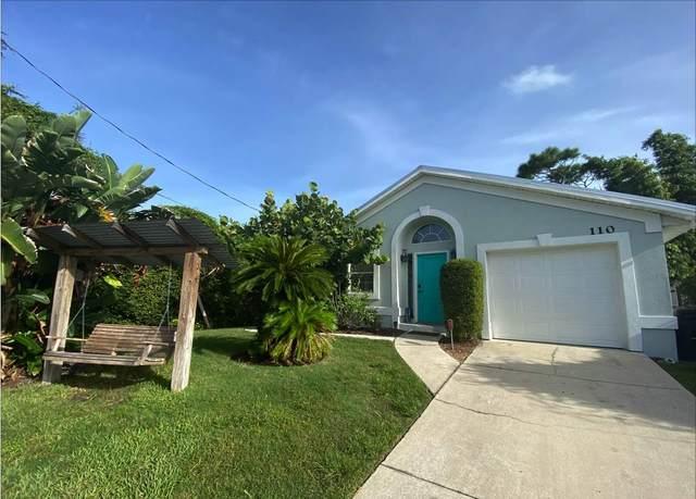 110 10th St., St Augustine Beach, FL 32080 (MLS #197881) :: Keller Williams Realty Atlantic Partners St. Augustine