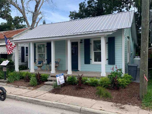33 Bernard, St Augustine, FL 32084 (MLS #197893) :: Bridge City Real Estate Co.