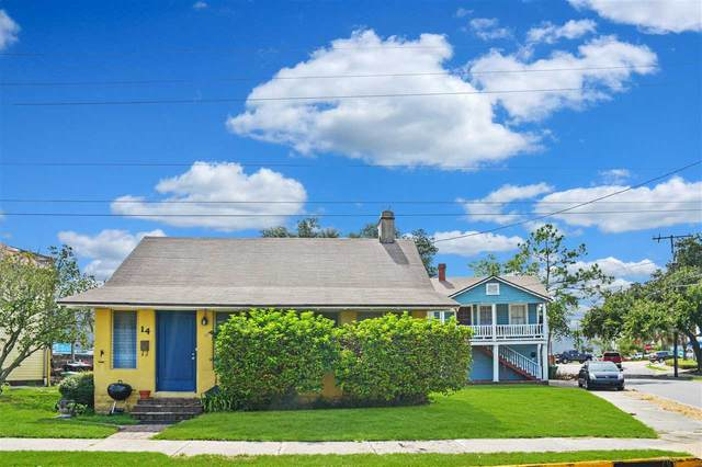 14 Grant Street, St Augustine, FL 32084 (MLS #197894) :: The DJ & Lindsey Team