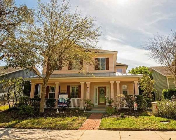 912 Saltwater Circle, St Augustine, FL 32080 (MLS #197907) :: Bridge City Real Estate Co.