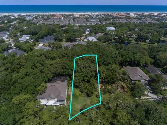 379 Ocean Forest Drive Lot/Land Lot/Land, St Augustine, FL 32080 (MLS #197918) :: Keller Williams Realty Atlantic Partners St. Augustine