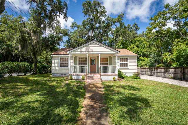 22 Spencer Street, St Augustine, FL 32084 (MLS #197947) :: The Newcomer Group