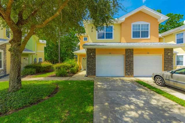 125 Magnolia Crossing Pt #2101, St Augustine, FL 32086 (MLS #197950) :: Memory Hopkins Real Estate