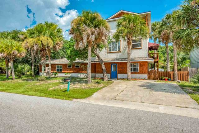 114 E Street, St Augustine Beach, FL 32080 (MLS #197960) :: Memory Hopkins Real Estate
