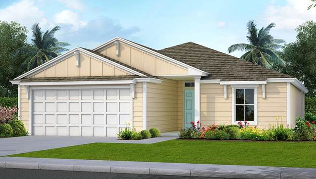 363 Chasewood Dr, St Augustine, FL 32095 (MLS #197969) :: Memory Hopkins Real Estate