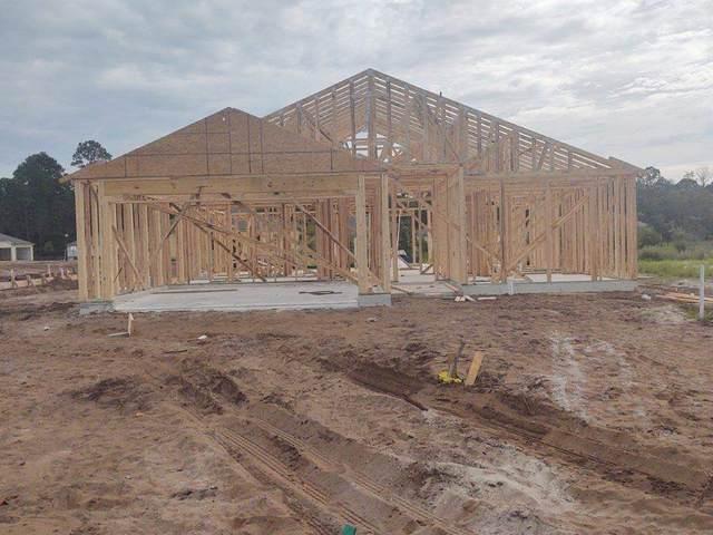 6107 Old Dixie Dr, St Augustine, FL 32095 (MLS #197970) :: Memory Hopkins Real Estate