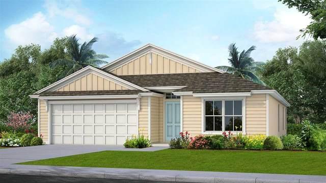 6119 Old Dixie Dr, St Augustine, FL 32095 (MLS #197974) :: Memory Hopkins Real Estate