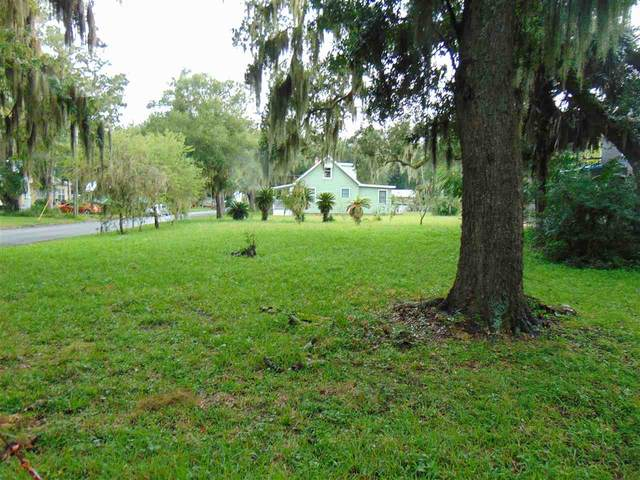 0 Magnolia Ave., St Augustine, FL 32084 (MLS #197995) :: Memory Hopkins Real Estate