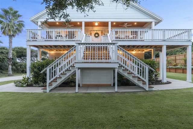 206 Twelvth Street, St Augustine, FL 32084 (MLS #198000) :: Keller Williams Realty Atlantic Partners St. Augustine