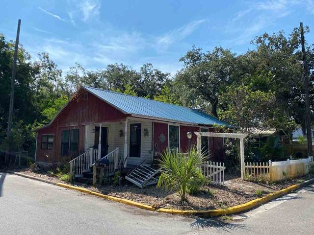 23 Phillips St, St Augustine, FL 32084 (MLS #198043) :: Keller Williams Realty Atlantic Partners St. Augustine