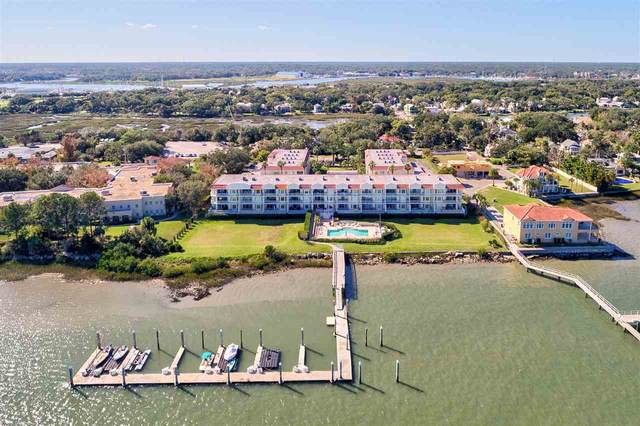 157 Marine Street Slp 21    Boat , St Augustine, FL 32084 (MLS #198062) :: The Perfect Place Team