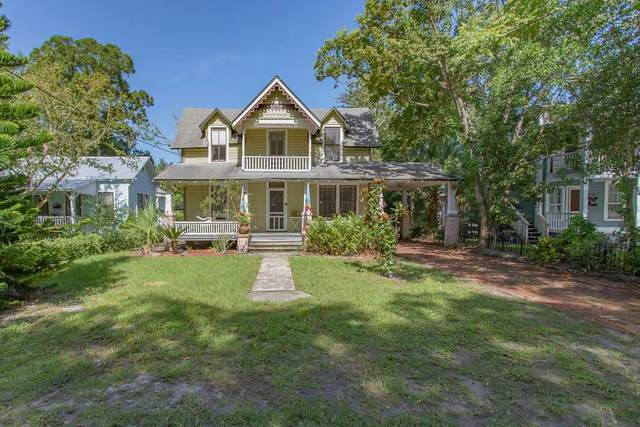 163 Oneida St, St Augustine, FL 32084 (MLS #198074) :: Keller Williams Realty Atlantic Partners St. Augustine