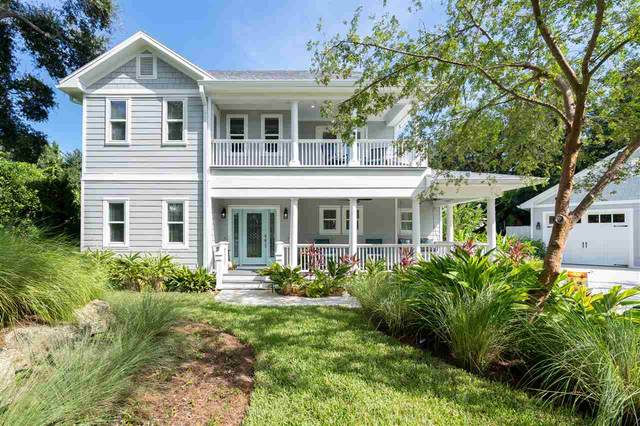 917 Sandy Beach Cir, St Augustine, FL 32080 (MLS #198095) :: Keller Williams Realty Atlantic Partners St. Augustine