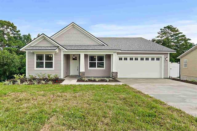 491 Gianna Way, St Augustine, FL 32086 (MLS #198098) :: Keller Williams Realty Atlantic Partners St. Augustine