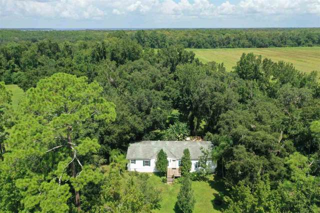 7940 County Road 208, St Augustine, FL 32092 (MLS #198124) :: 97Park