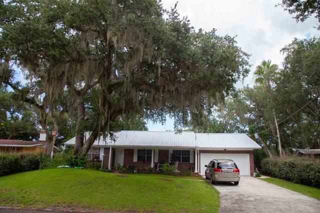 19 Oak Rd., St Augustine, FL 32080 (MLS #198129) :: The DJ & Lindsey Team