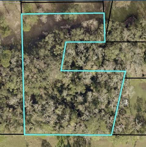 Pacetti Rd, St Augustine, FL 32092 (MLS #198133) :: Memory Hopkins Real Estate