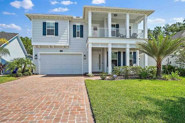 154 Parkbluff Cir, Ponte Vedra Beach, FL 32081 (MLS #198144) :: Bridge City Real Estate Co.