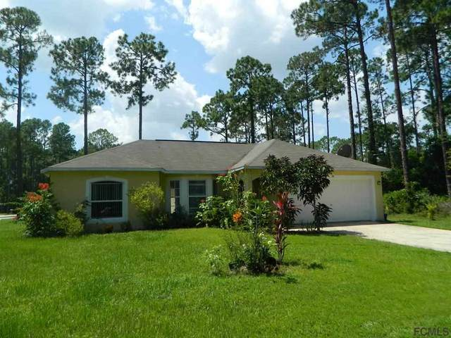 30 Ryall  Ln Ryall Ln, Palm Coast, FL 32164 (MLS #198152) :: The Impact Group with Momentum Realty