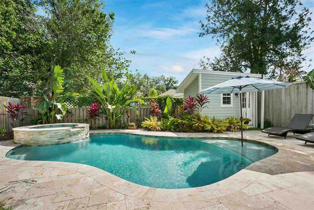 127 Twine, St Augustine, FL 32084 (MLS #198158) :: Bridge City Real Estate Co.