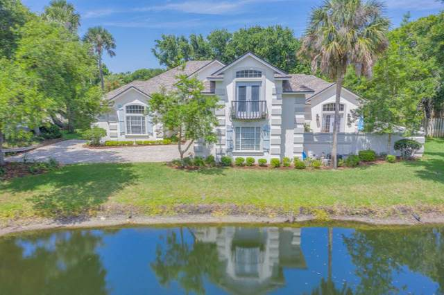 208 Gnarled Oak, Ponte Vedra Beach, FL 32082 (MLS #198192) :: Keller Williams Realty Atlantic Partners St. Augustine