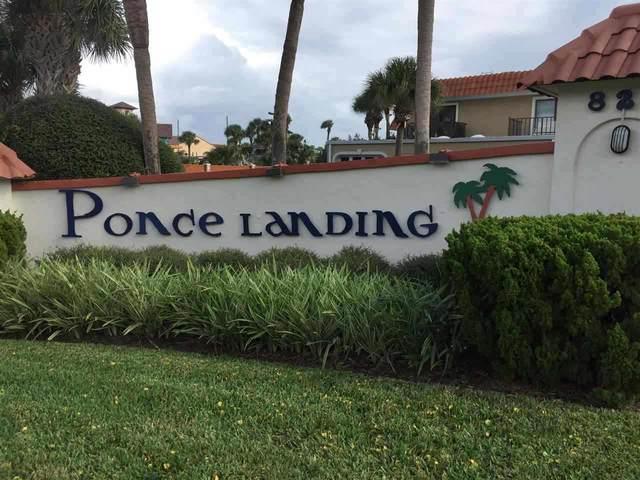 826 A1a Beach Blvd #35, St Augustine Beach, FL 32080 (MLS #198193) :: Keller Williams Realty Atlantic Partners St. Augustine