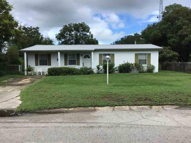 319 Chapel Rd, St Augustine, FL 32084 (MLS #198195) :: 97Park
