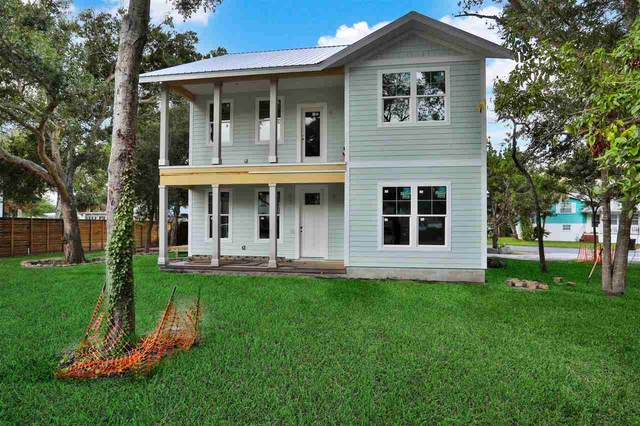 924 Lew Blvd, St Augustine, FL 32080 (MLS #198200) :: The DJ & Lindsey Team