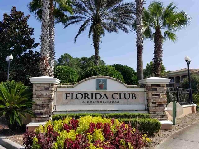 550 Florida Club Blvd #306, St Augustine, FL 32084 (MLS #198212) :: Keller Williams Realty Atlantic Partners St. Augustine