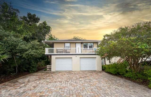 10 Ewing St, St Augustine Beach, FL 32080 (MLS #198232) :: Keller Williams Realty Atlantic Partners St. Augustine
