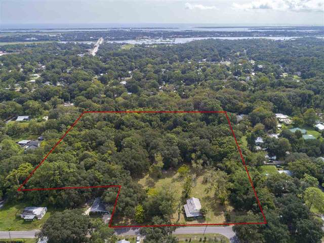 2620 Usina St, St Augustine, FL 32084 (MLS #198237) :: The Perfect Place Team
