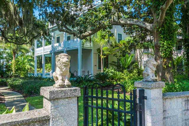 65 Fullerwood Drive, St Augustine, FL 32084 (MLS #198243) :: Memory Hopkins Real Estate
