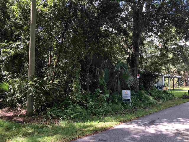689 Christopher Street, St Augustine, FL 32084 (MLS #198253) :: The DJ & Lindsey Team