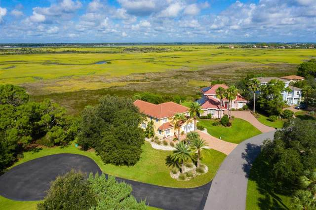 28 Marshview Drive, St Augustine, FL 32080 (MLS #198260) :: Memory Hopkins Real Estate