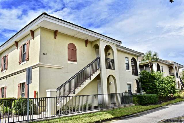 145 Calle El Jardin #204, St Augustine, FL 32095 (MLS #198264) :: Memory Hopkins Real Estate