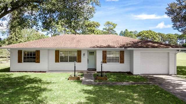 549 Domenico, St Augustine, FL 32086 (MLS #198274) :: Keller Williams Realty Atlantic Partners St. Augustine