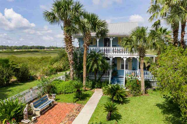 232 Riberia Street, St Augustine, FL 32084 (MLS #198275) :: Memory Hopkins Real Estate