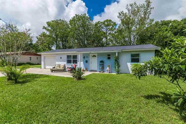 82 Andora St, St Augustine, FL 32086 (MLS #198292) :: Keller Williams Realty Atlantic Partners St. Augustine