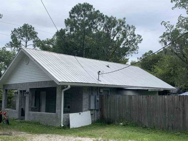 925 S Saint Johns St, St Augustine, FL 32084 (MLS #198294) :: The DJ & Lindsey Team