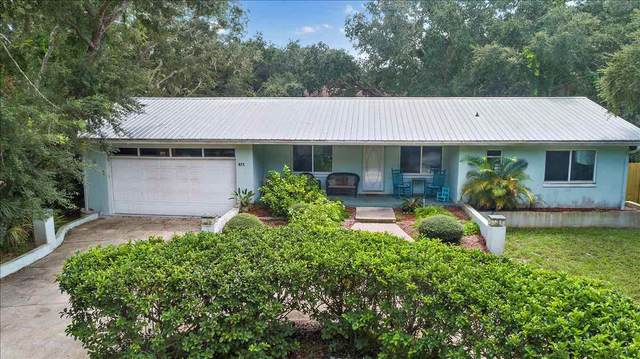 411 3RD ST, St Augustine, FL 32084 (MLS #198299) :: Memory Hopkins Real Estate