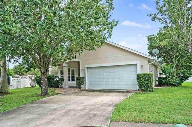 1701 Keswick Road, St Augustine, FL 32084 (MLS #198321) :: The DJ & Lindsey Team