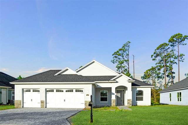 313 Pescado Drive, St Augustine, FL 32095 (MLS #198322) :: Memory Hopkins Real Estate