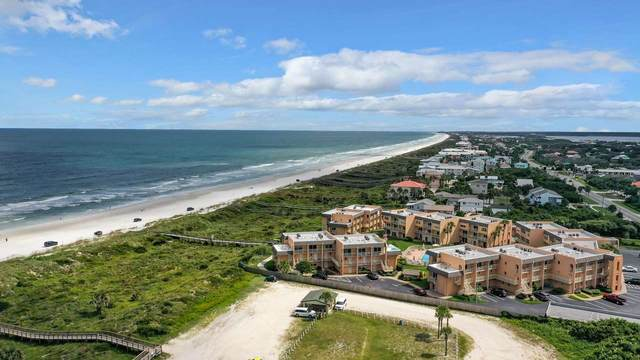 5930 A1a South Unit 1E 1E, St Augustine, FL 32080 (MLS #198331) :: The Newcomer Group