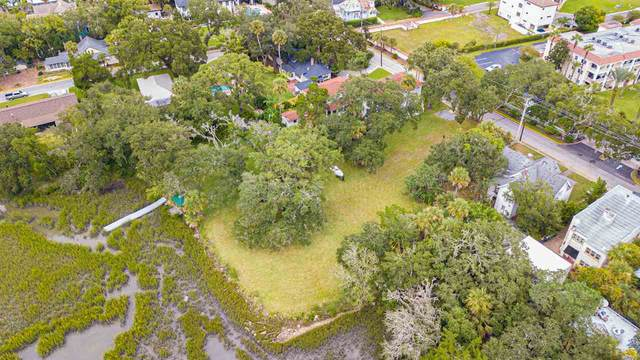 160 Marine St, St Augustine, FL 32084 (MLS #198332) :: Memory Hopkins Real Estate
