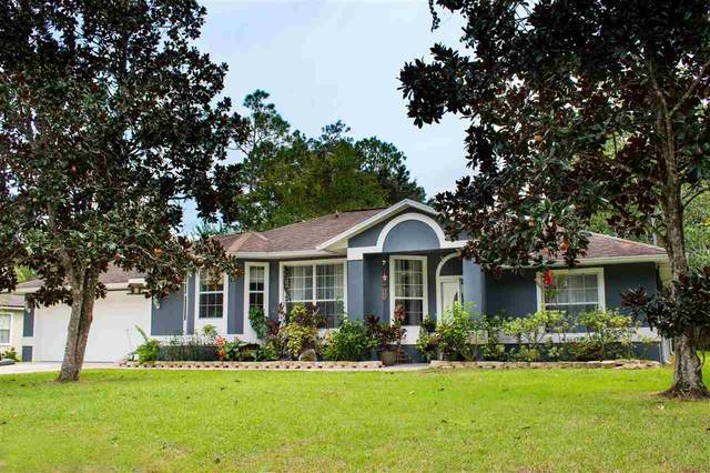 10 Llestone Path, Palm Coast, FL 32164 (MLS #198348) :: The Impact Group with Momentum Realty