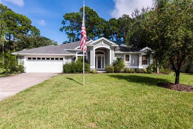 116 Bottlebrush Drive, St Augustine, FL 32086 (MLS #198351) :: Memory Hopkins Real Estate