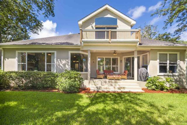 802 Kalli Creek Lane, St Augustine, FL 32080 (MLS #198352) :: Keller Williams Realty Atlantic Partners St. Augustine